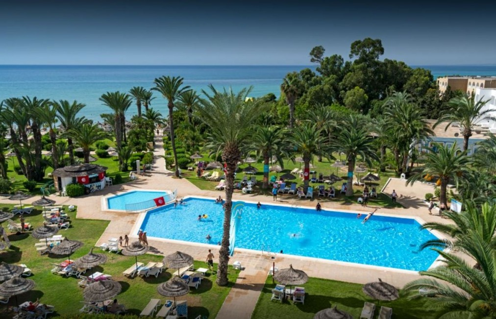 Почивка в MAGIC PALM BEACH 4*