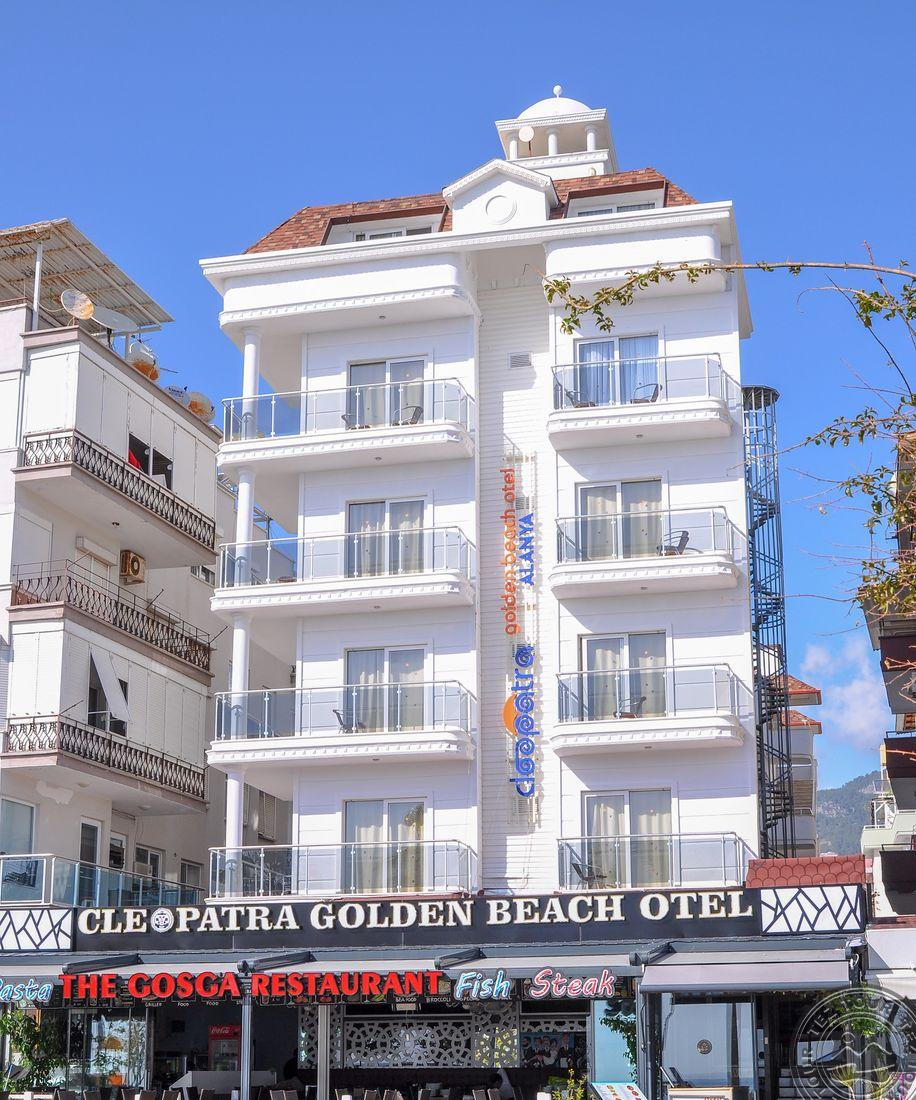 Почивка в KLEOPATRA GOLDEN BEACH 4*