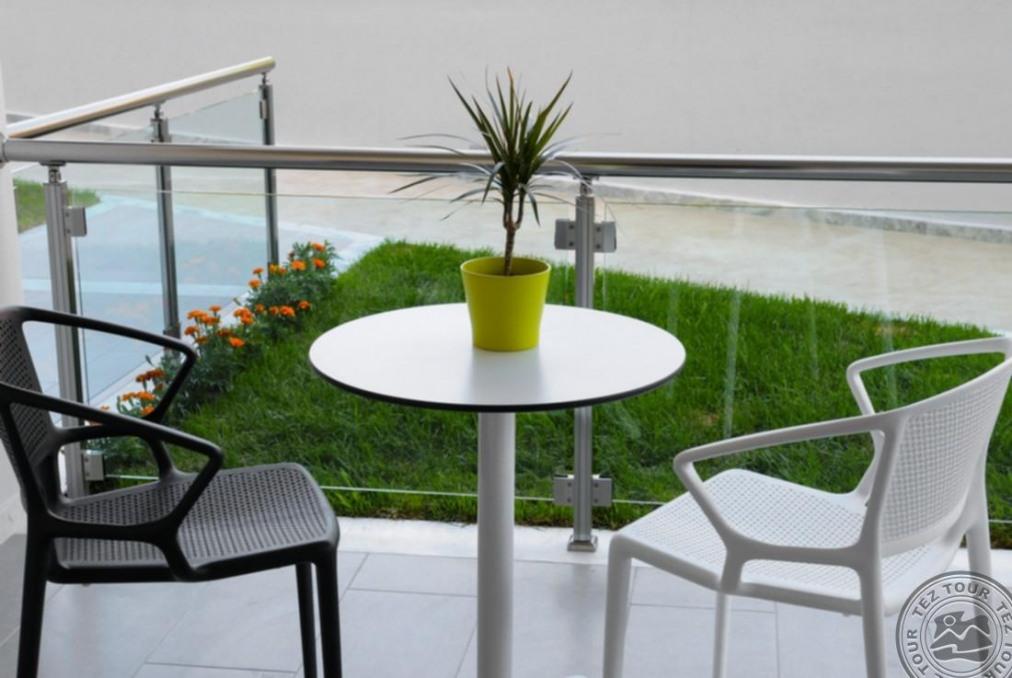 Почивка в OSTRIA SEA SIDE HOTEL 4 *