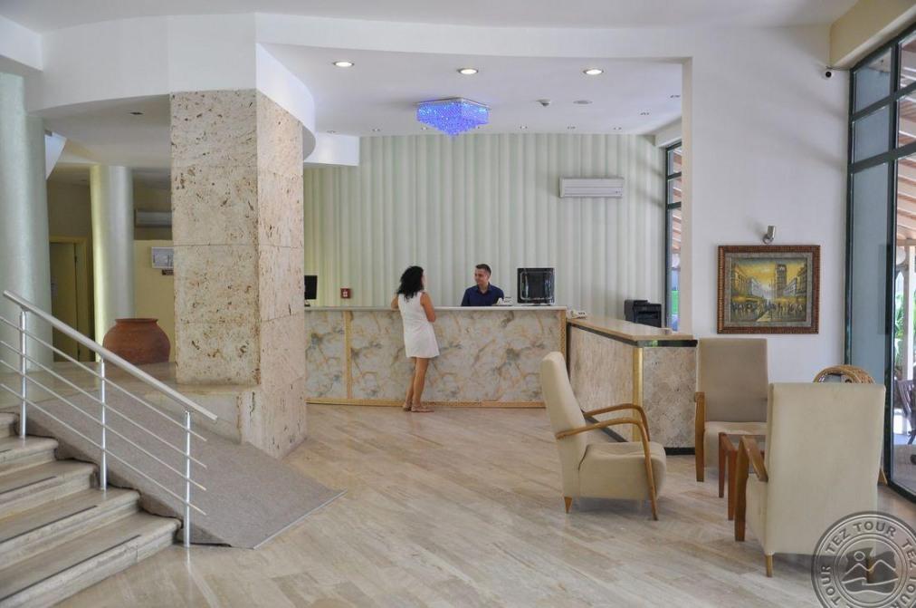 Почивка в IDAS PARK HOTEL 4*