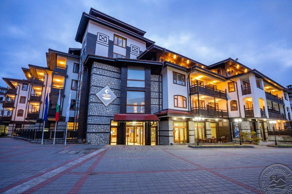 ASTERA BANSKO APARTMENT TOURIST COMPLEX & SPA 4*