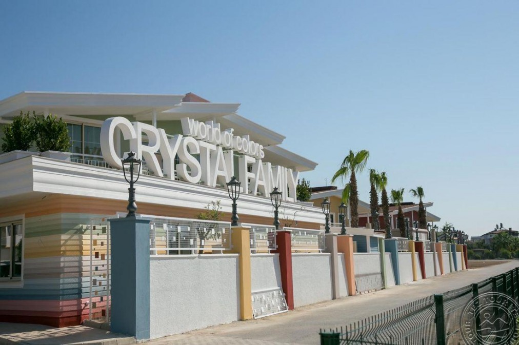 Почивка в CRYSTAL FAMILY WORLD OF COLOURS RESORT&SPA 4 *