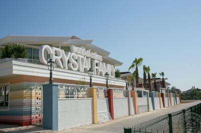 CRYSTAL FAMILY WORLD OF COLOURS RESORT&SPA 4 *