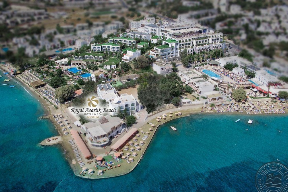ROYAL ASARLIK BEACH & SPA 5 *