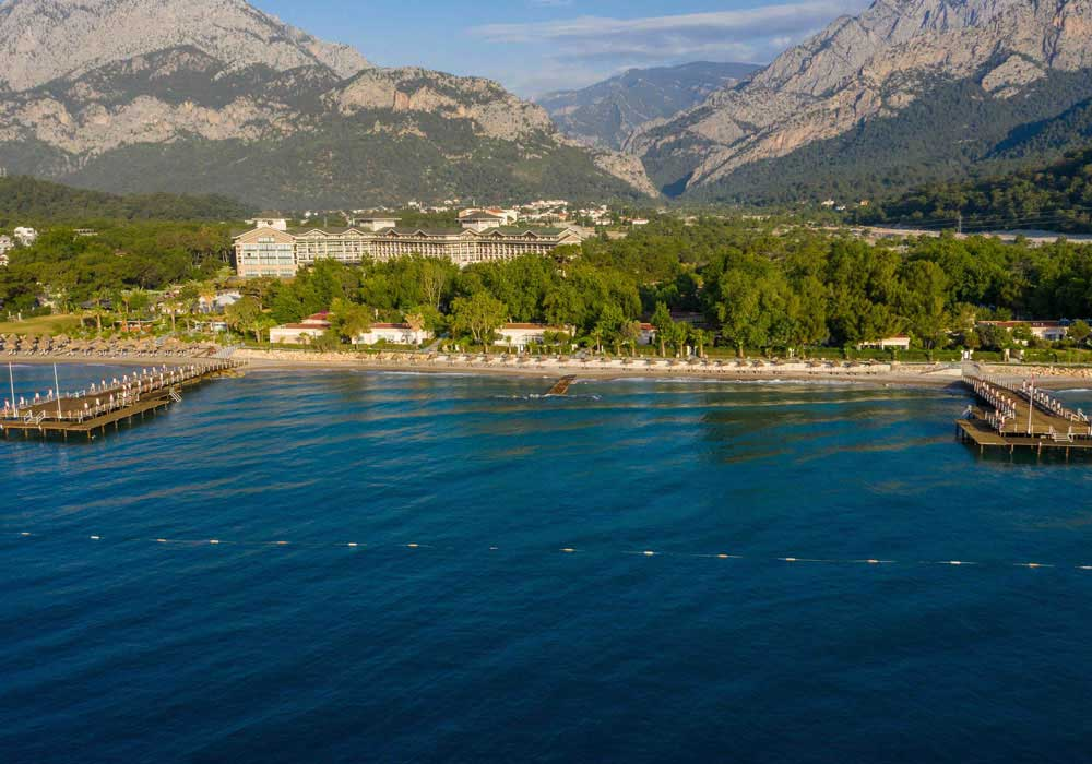 Почивка в ARMAS LUXURY RESORT & VILLAS 5*