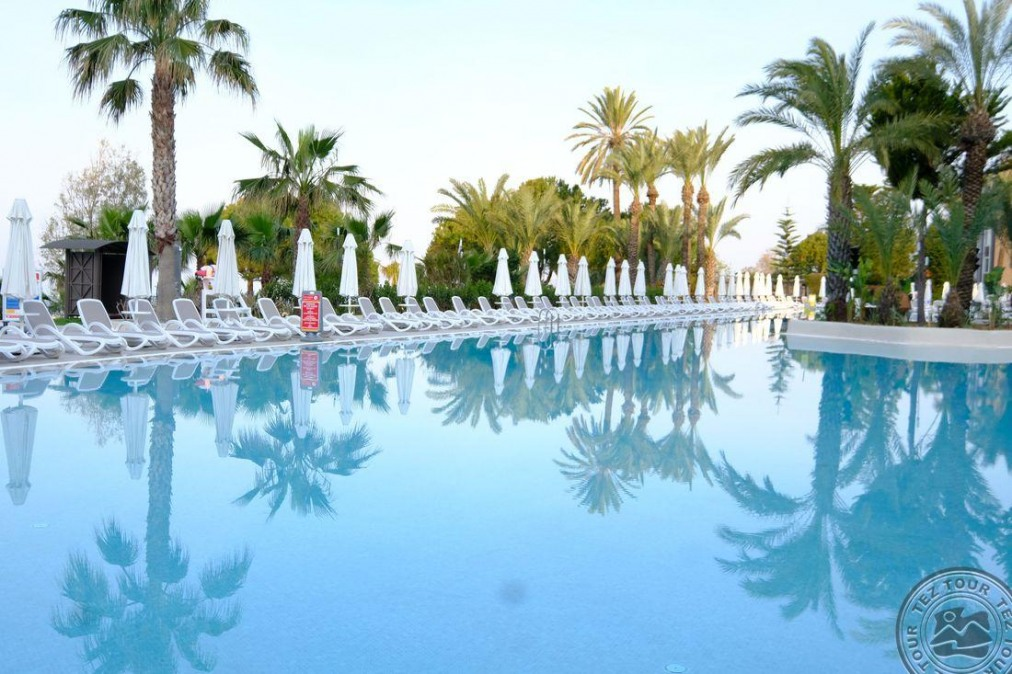 Почивка в PALOMA PERISSIA HOTEL 5*
