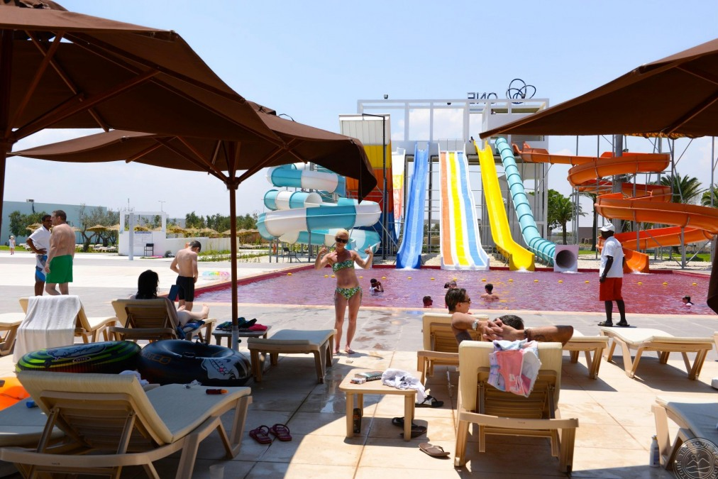 Почивка в ONE RESORT AUQPARK 4*
