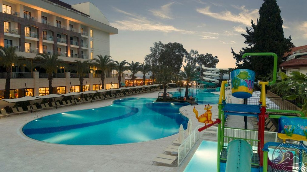 Почивка в DOUBLE TREE BY HILTON KEMER 5 *