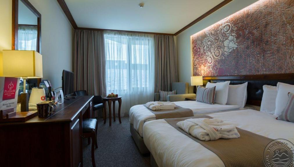 Почивка в PLATINIUM HOTEL & CASINO BANSKO 4*