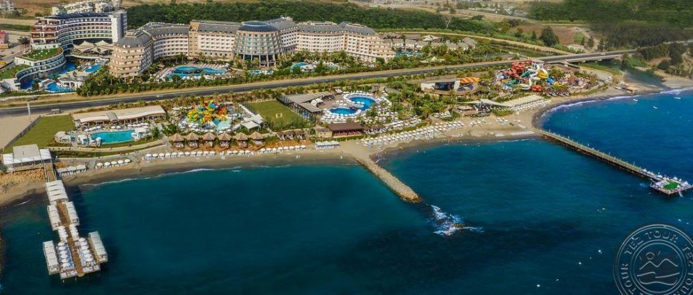 LONG BEACH RESORT HOTEL & SPA DELUXE 5 *