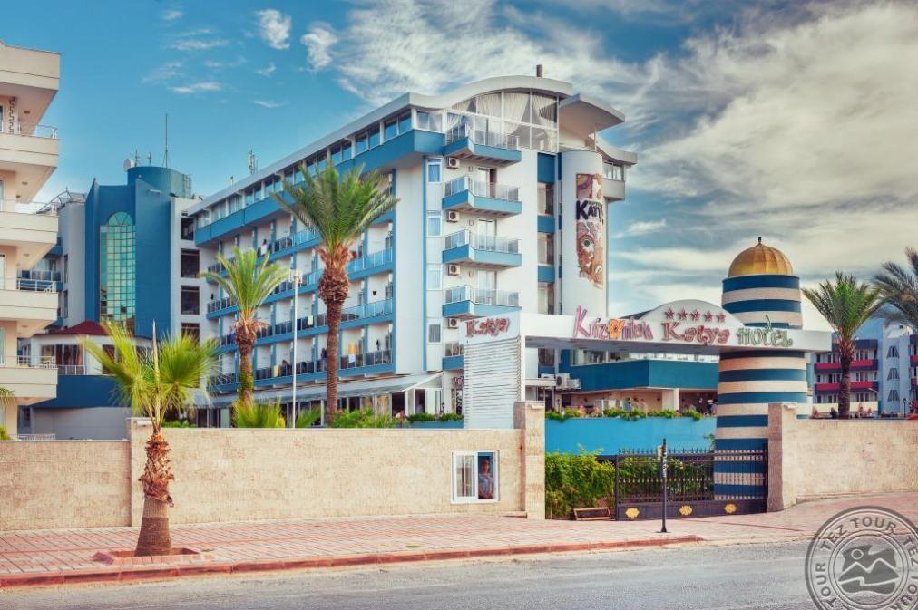 KATYA BEACH HOTEL 5*