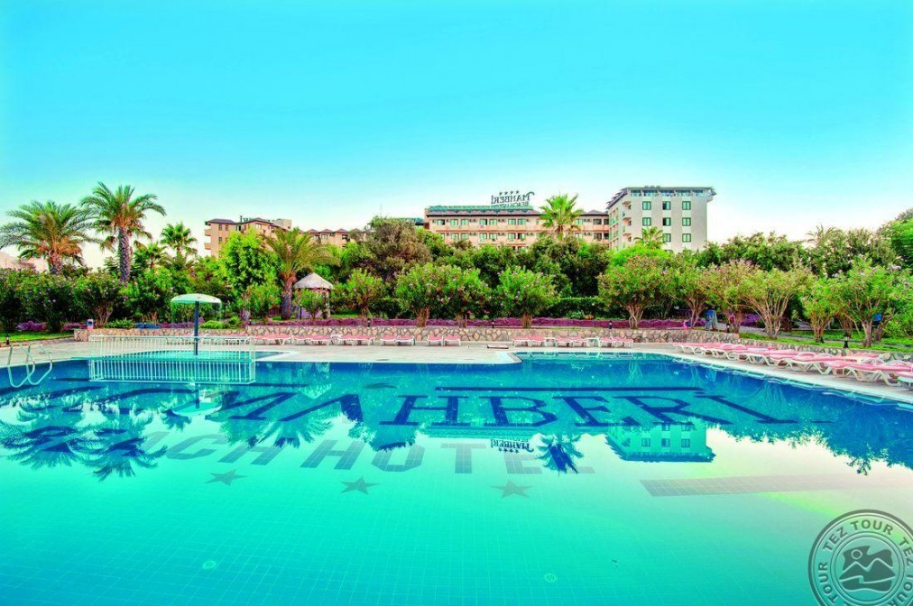 Почивка в MC MAHBERI BEACH HOTEL 4 *
