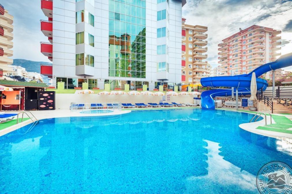 KLAS MORE BEACH HOTEL 5 *