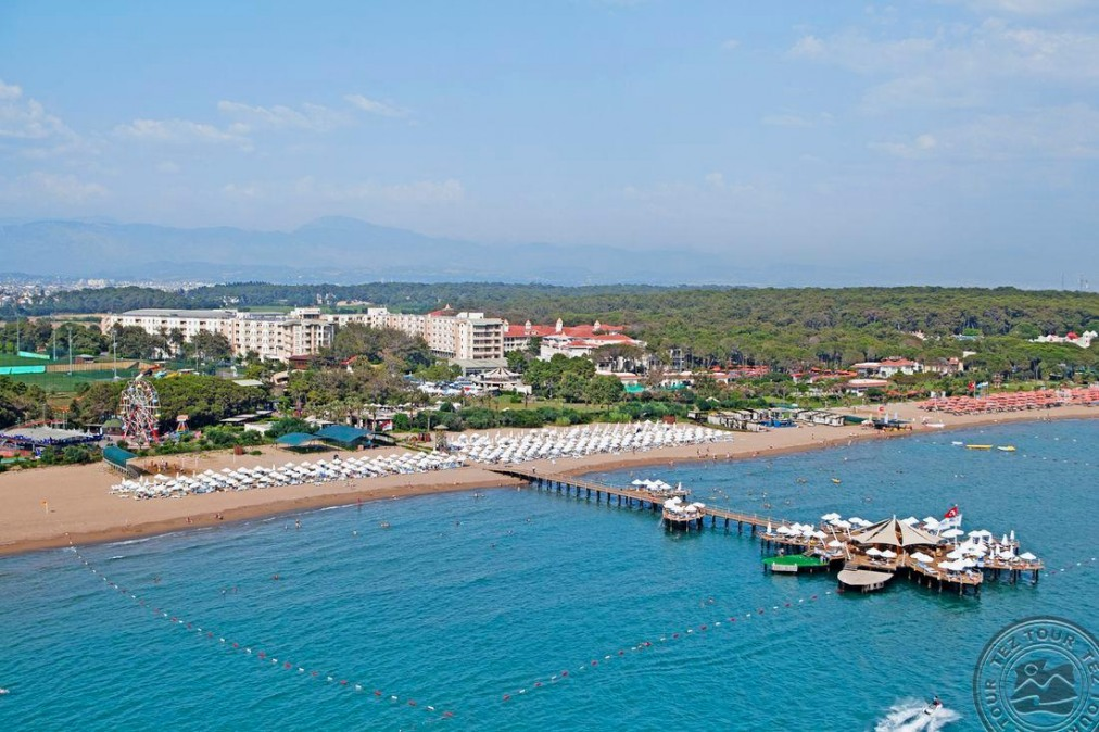 Почивка в SUENO HOTELS BEACH SIDE 5 *