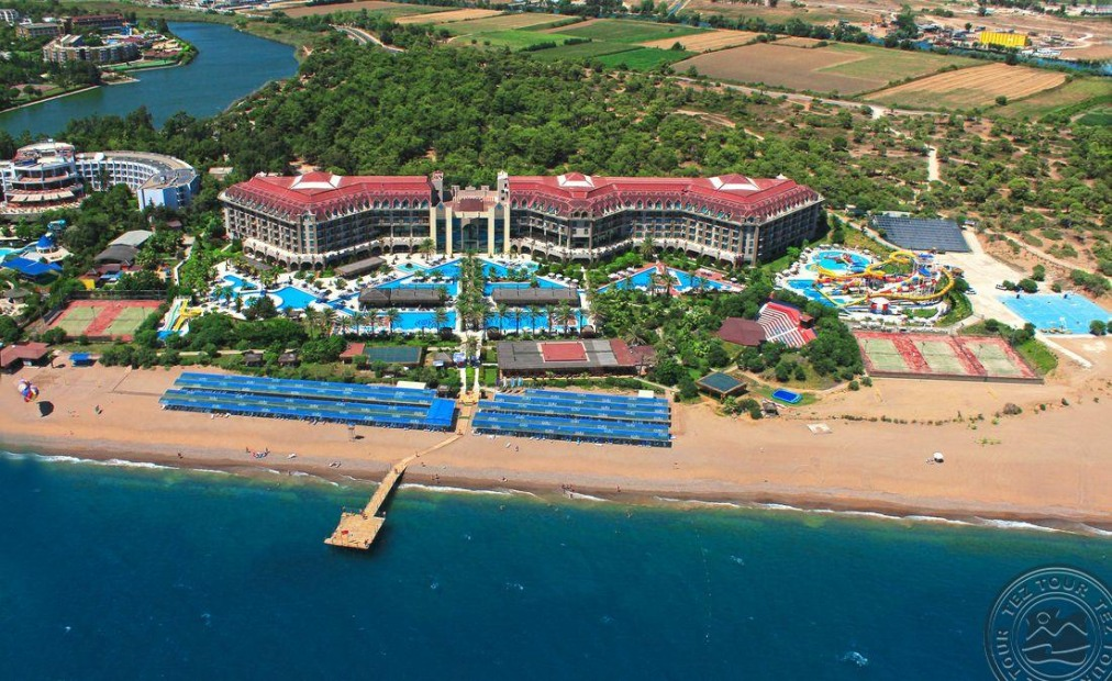 Почивка в NASHIRA RESORT & SPA 5 *