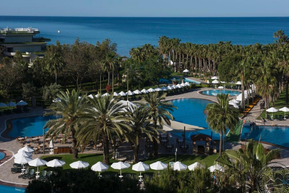 Почивка в ARUM BARUT COLLECTION 5*