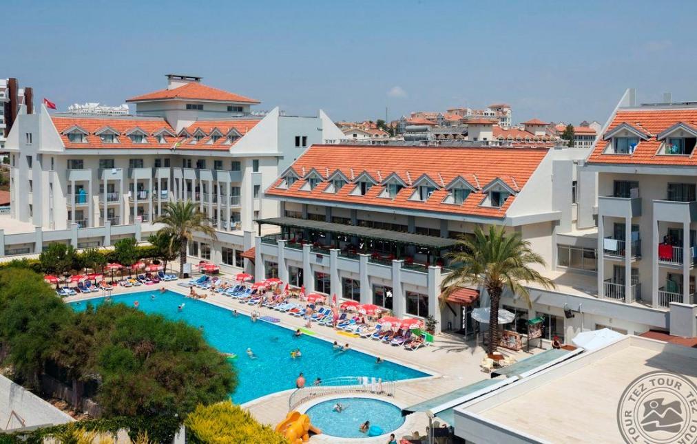 Почивка в SEHER SUN BEACH HOTEL 4 *