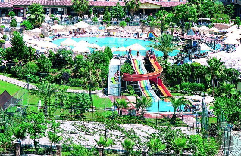 Почивка в SIDE COROLLA HOTEL 4 *