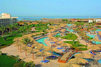 LONG BEACH RESORT HURGHADA (EX. HILTON LONG BEACH RESORT) 4 *