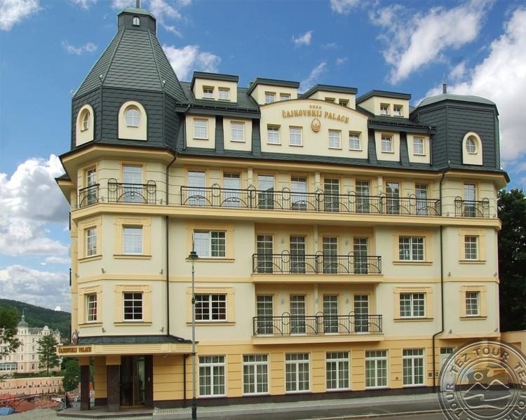 Почивка в CAJKOVSKIJ PALACE 4*