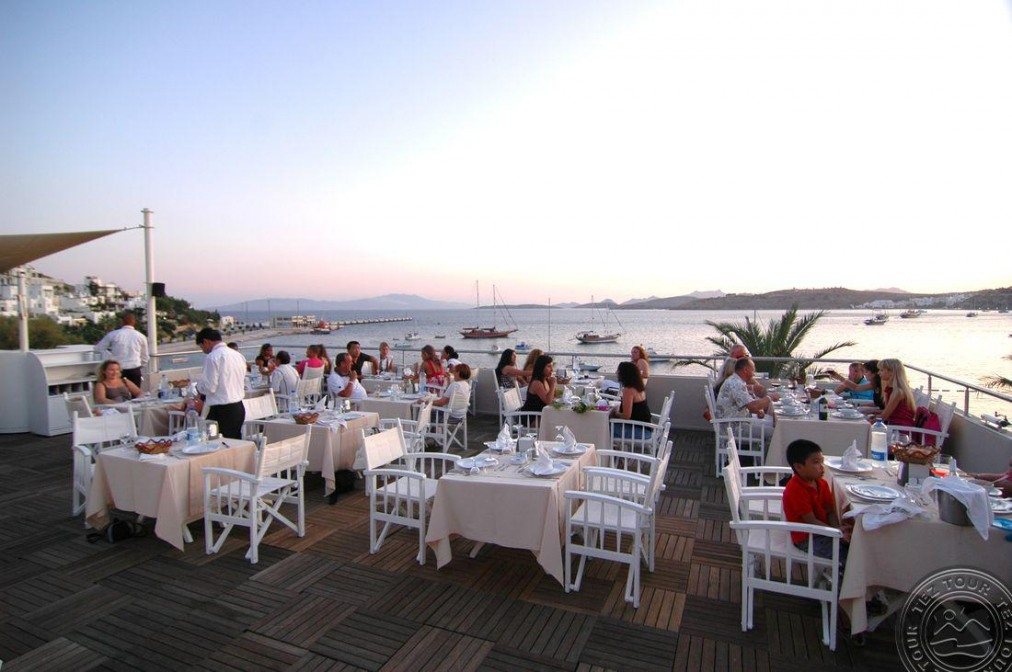 Почивка в DIAMOND OF BODRUM 5 *
