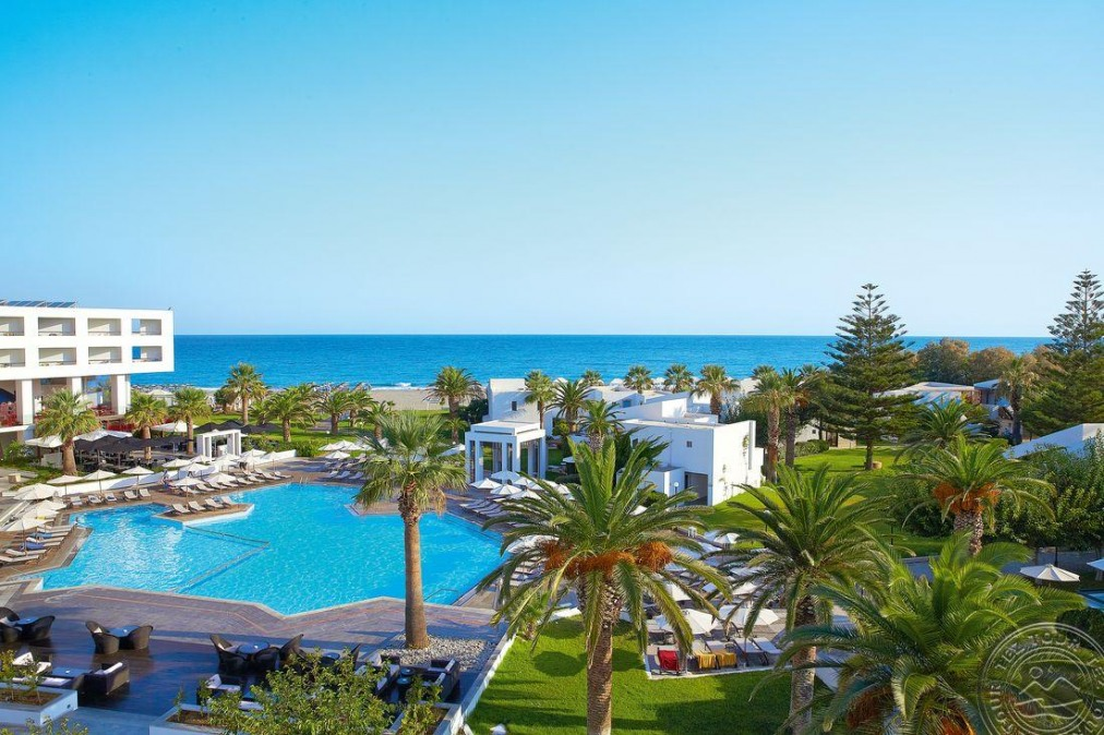 GRECOTEL CRETA PALACE LUXURY RESORT 5 *