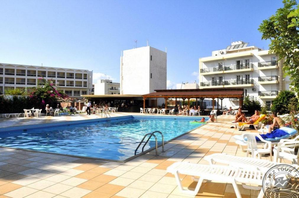 HERONISSOS HOTEL 3+ *