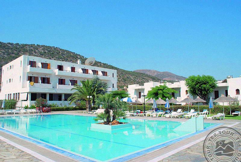 SMARTLINE KYKNOS BEACH HOTEL & BUNGALOWS 4 *