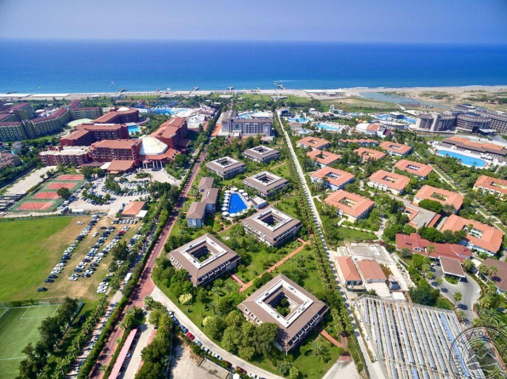 SUNIS ELITA BEACH RESORT HOTEL & SPA 5 *