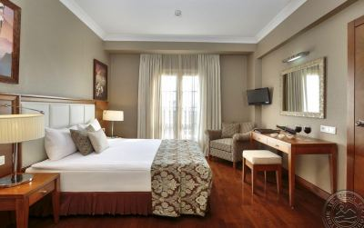 SUNIS ELITA BEACH RESORT HOTEL & SPA 5 *