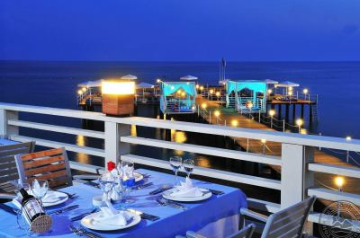 SUSESI LUXURY RESORT 5 *