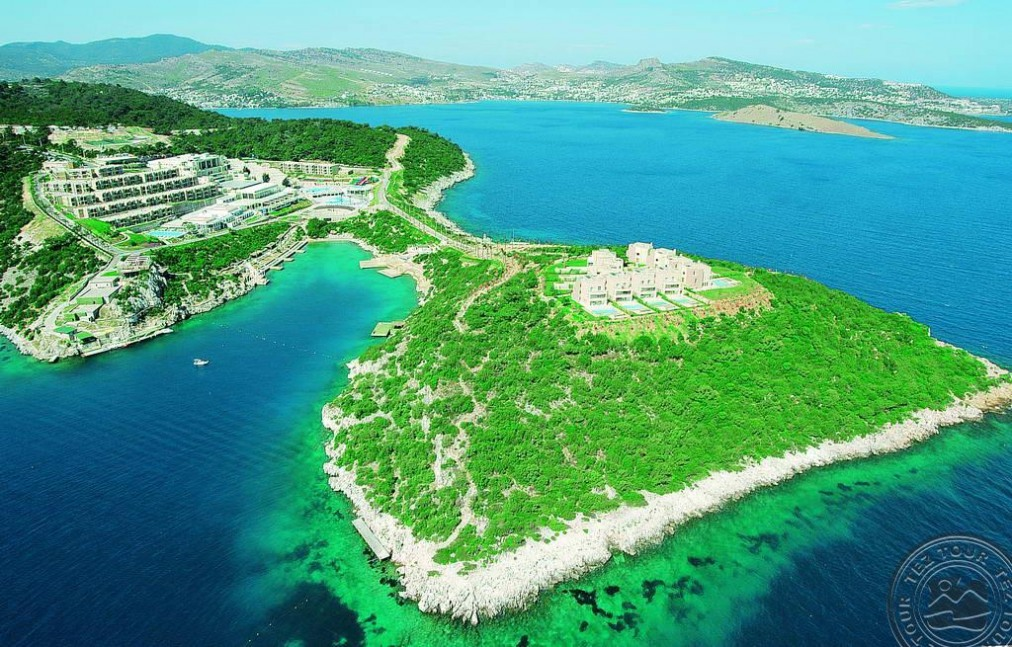 HILTON BODRUM TURKBUKU RESORT & SPA 5 *