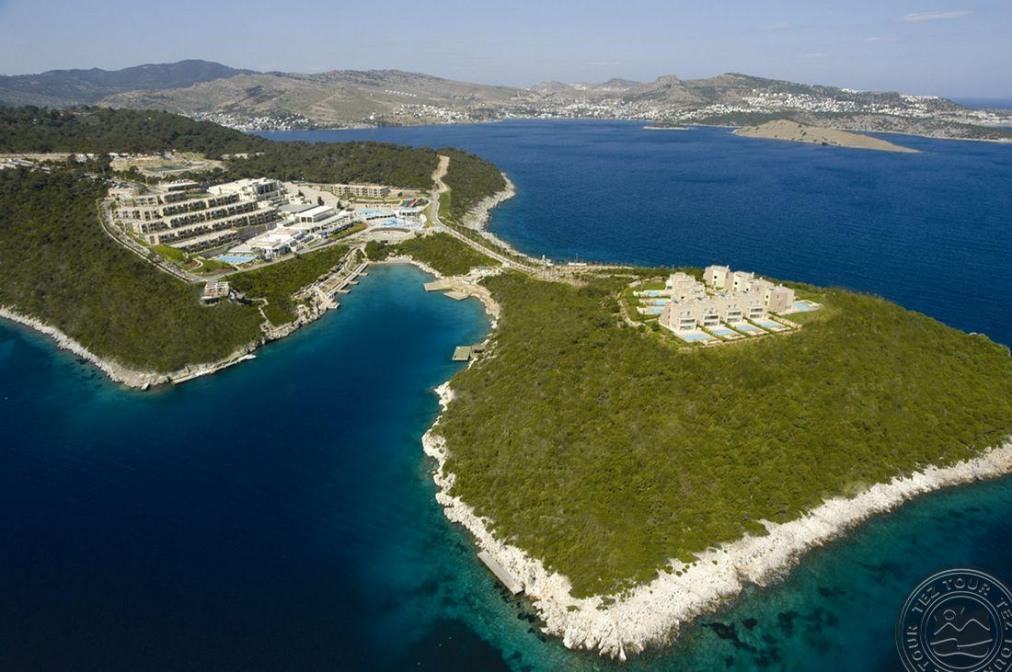 Почивка в HILTON BODRUM TURKBUKU RESORT & SPA 5 *