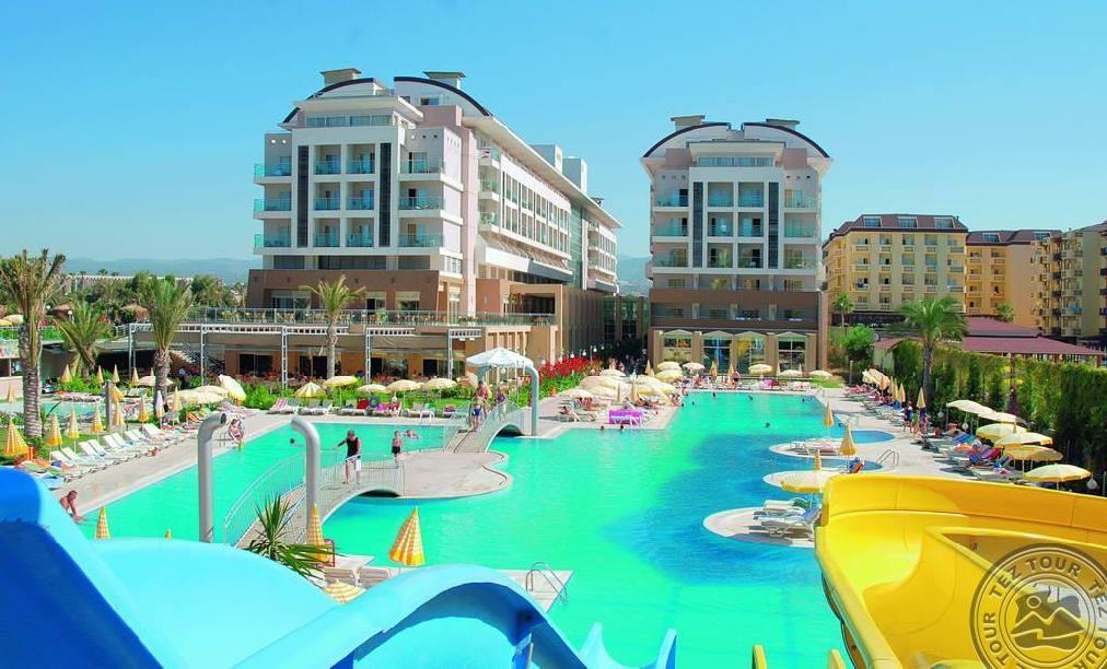 Почивка в HEDEF RESORT HOTEL & SPA 5 *