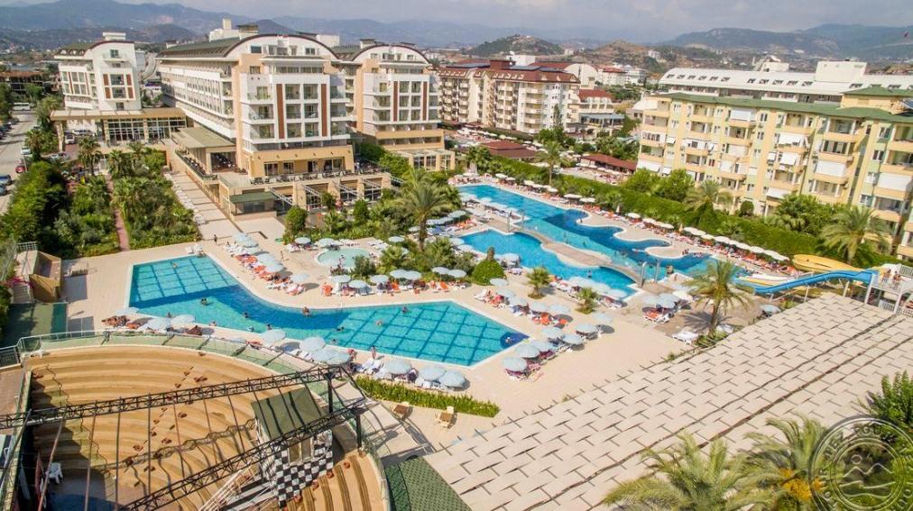 HEDEF RESORT HOTEL & SPA 5 *