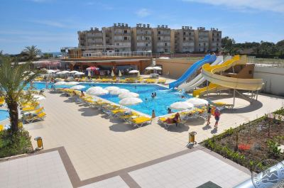 HEDEF RESORT HOTEL & SPA 5 *