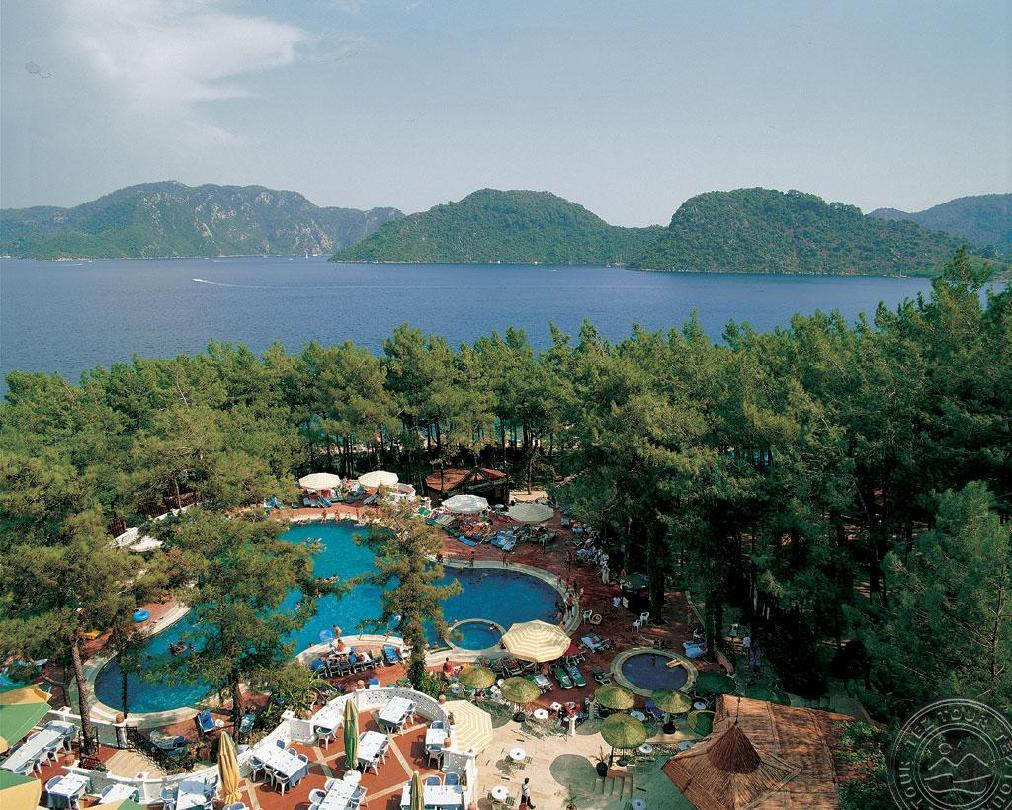 Почивка в GRAND YAZICI MARMARIS PALACE HV-1