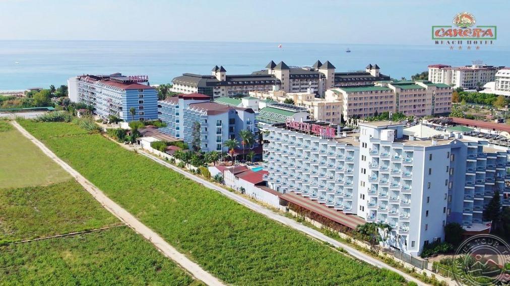 Почивка в CARETTA RELAX HOTEL 4 *
