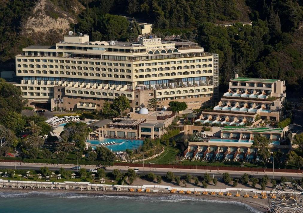 AMATHUS BEACH HOTEL RHODES 5 *