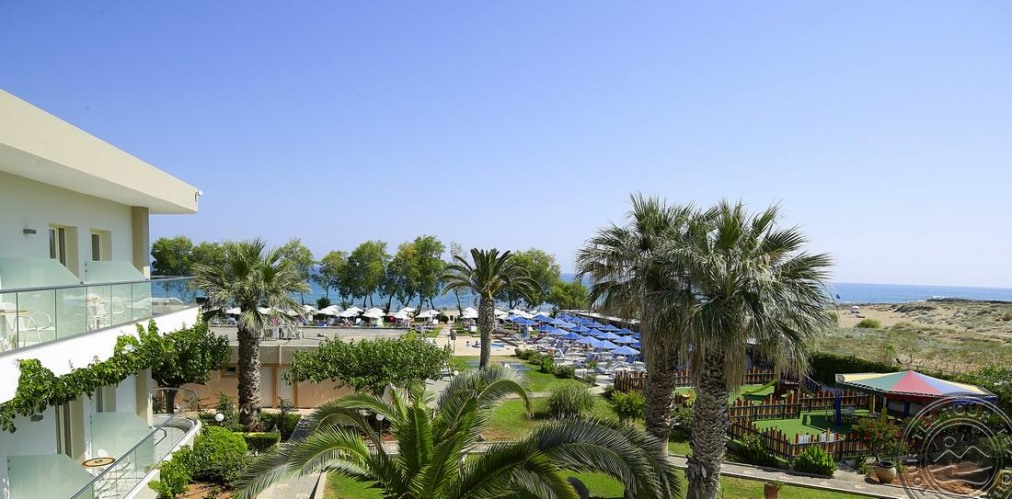 Почивка в MALIA BAY BEACH HOTEL & BUNGALOWS 3+*