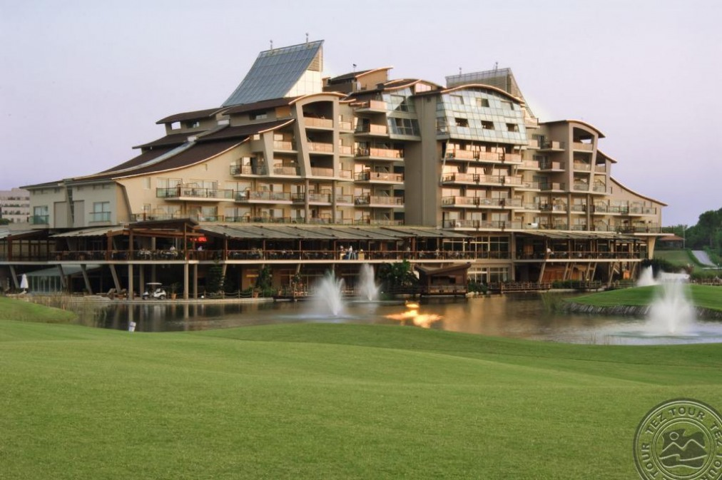 Почивка в SUENO HOTELS GOLF BELEK 5 *