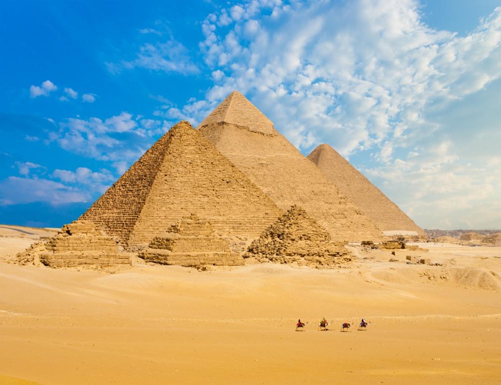 Почивка Комбинирана програма в ЕГИПЕТ 2020 - 1 нощувка в Кайро и 6 нощувки в Макади Бей