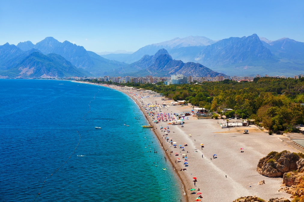 Почивка Почивка в Анталия, Турция 2020 - 12 нощувки в Лара от София