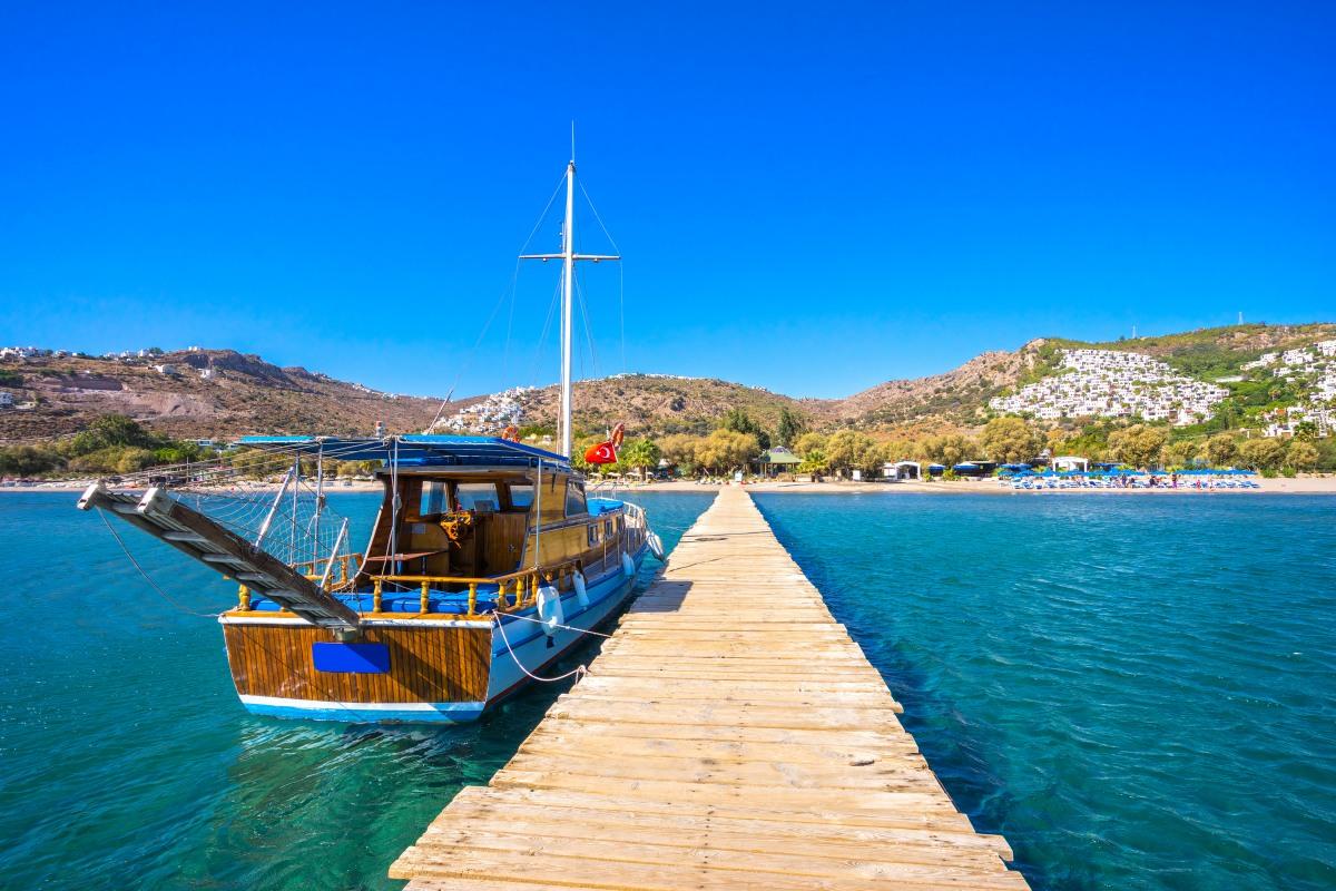 Почивка Почивка Бодрум, Турция  - 10 нощувки, със собствен транспорт
