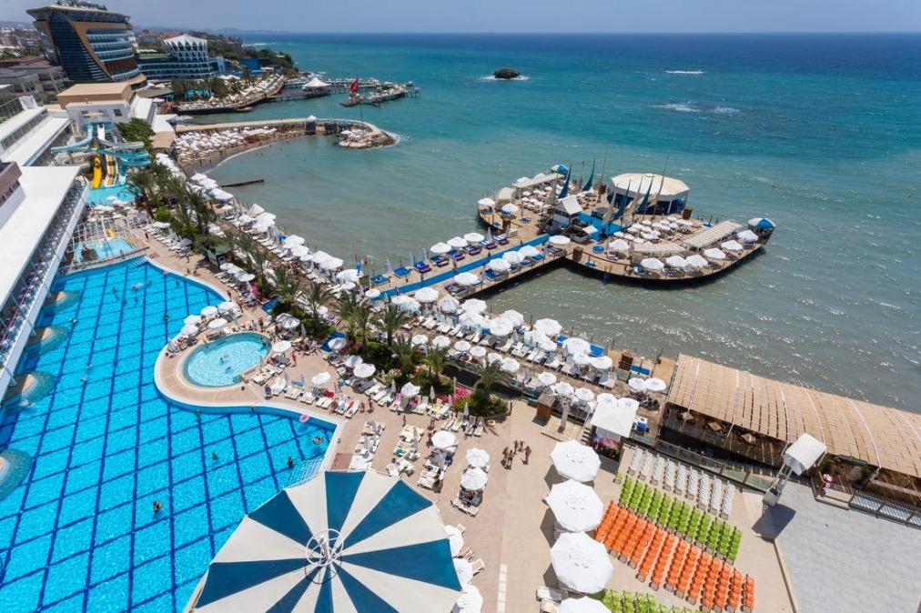 Почивка Почивка в Анталия, Турция 2021 - 14 нощувки в Алания от София