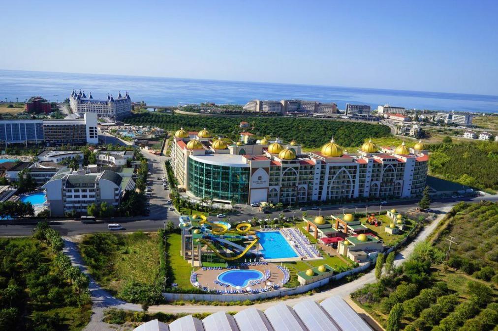 Почивка Почивка в Анталия, Турция 2021 - 11 нощувки в Алания от София