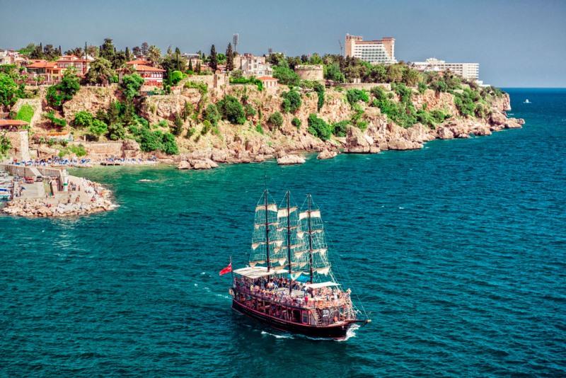 Почивка Почивка Анталия, Турция  - 7 нощувки, със собствен транспорт