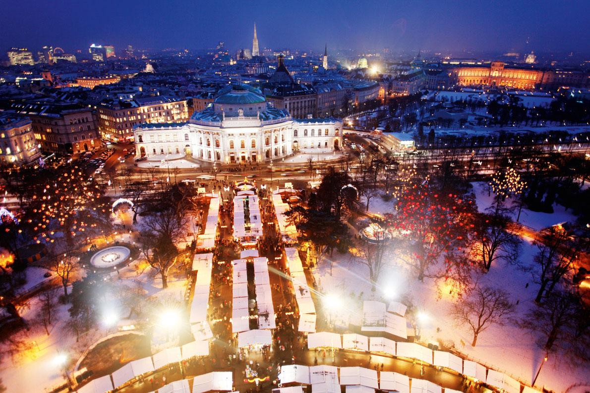 Почивка Почивка Виена, Австрия  - 7 нощувки, със собствен транспорт
