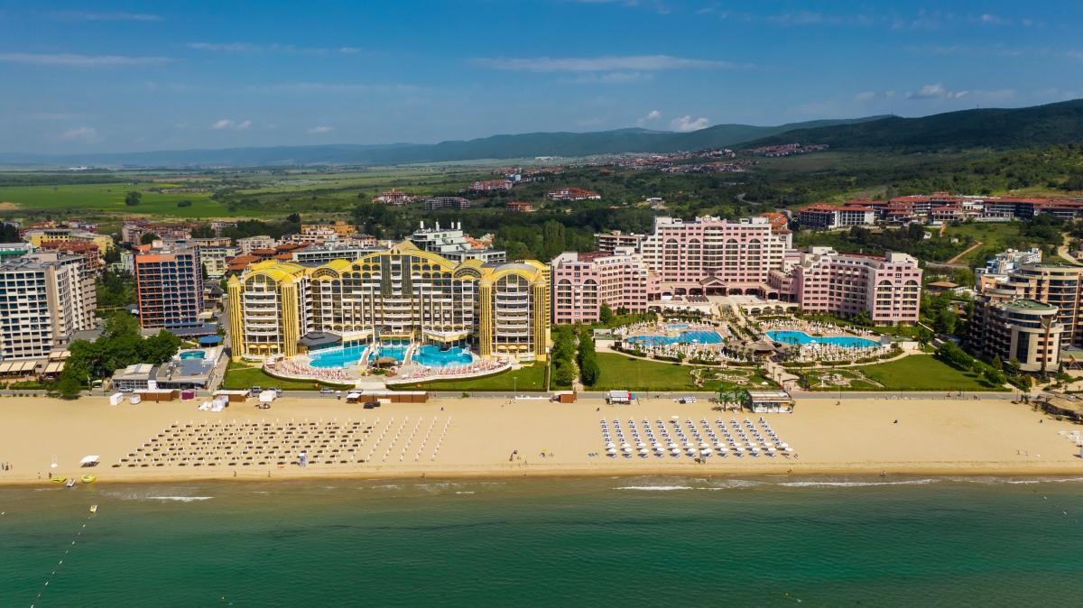 Почивка Почивка Слънчев бряг, България  - 5 нощувки, със собствен транспорт