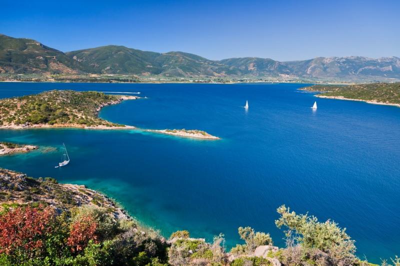 Почивка Почивка Пелопонес, Гърция - 5 нощувки, със собствен транспорт